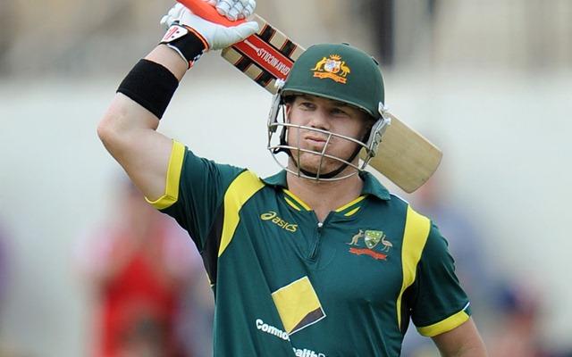 David Warner- 100 off 140 against Sri Lanka, 2012