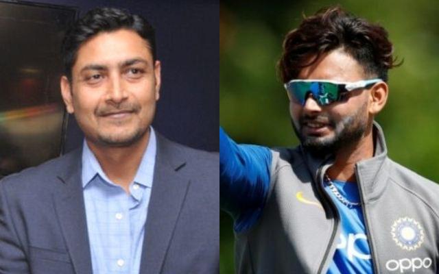Deep Dasgupta and Rishabh Pant