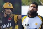 Haider Ali and Mohammad Yousuf