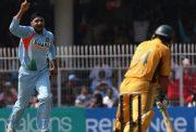 Harbhajan Singh and Ricky Ponting