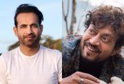 Irfan Pathan and Irrfan Khan