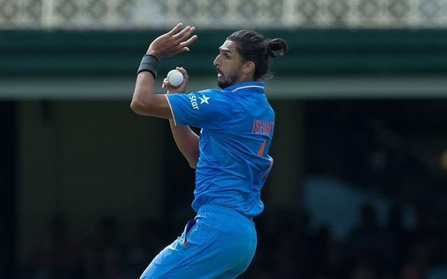 Ishant Sharma ODI