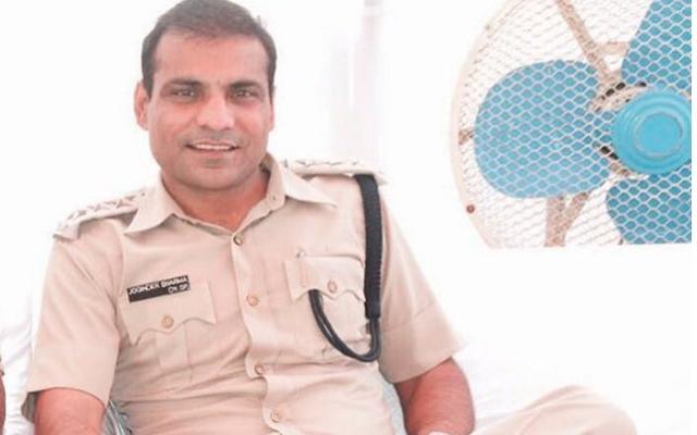 Joginder Sharma