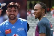 Rashid Khan and Jofra Archer