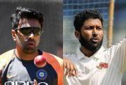 Ravi Ashwin and Wasim Jaffer