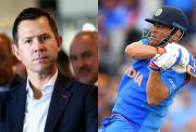 Ricky Ponting and MS Dhoni