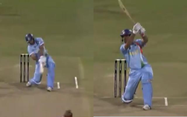 Right handed version of Yuvraj Singh
