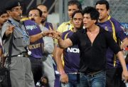 Shahrukh Khan at Wankhede stadium