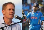 Shaun Pollock and Sachin Tendulkar