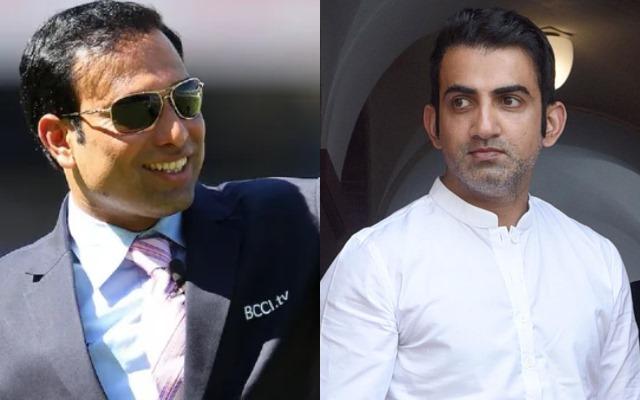 VVS Laxman and Gautam Gambhir