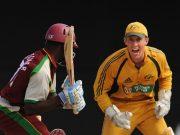 West Indies vs Australia in St Kitts, 2008