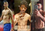 Zlatan Ibrahimovic, Jasprit Bumrah and Virat Kohli