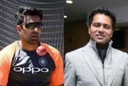 Aakash Chopra and Ravi Ashwin