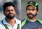 Azhar Ali and Fawad Alam