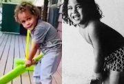Brian Lara's son and Sachin Tendulkar