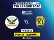 Friendly-VincyPremierT10-Strikers-PresidentXI