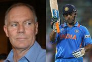 Greg Chappell and MS Dhoni