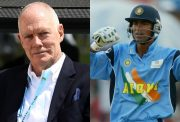 Greg Chappell and Mohammad Kaif