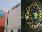 ICC & BCCI headquarters