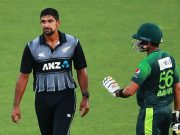 Ish Sodhi and Babar Azam