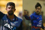 Ish Sodhi and Rashid Khan