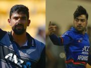 Ish Sodhi and Rashid Khan