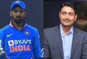 KL Rahul and Deep Dasgupta