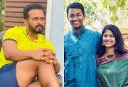 Kedar Jadhav and Pragyan Ojha