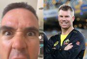 Kevin Pietersen and David Warner