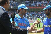 Kumar Sangakkara and MS Dhoni