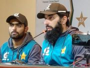 Misbah-ul-Haq and Babar Azam