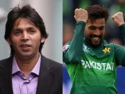 Mohammad Asif and Mohammad Amir