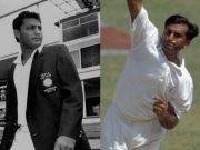 Mohammad Azharuddin and Rajesh Chauhan