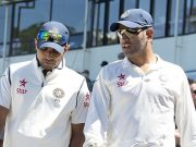 Mohammed Shami & MS Dhoni