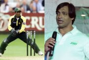 Rashid Latif and Shoaib Akhtar
