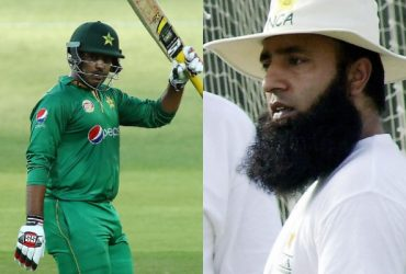 Sharjeel Khan and Saeed Anwar
