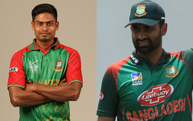 Taijul Islam and Tamim Iqbal