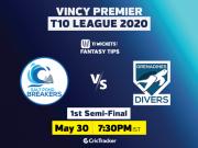 Vincy-Premier-T10-League-2020-1st-Semi-Final,-Salt-Pond-Breakers-vs-Grenadine-Divers