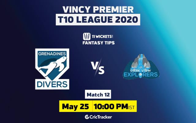 VincyT10-11Wickets-Grenadines-Divers-vs-Dark-View-Explorers-Match-12