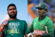 Wasim Jaffer and Soumya Sarkar