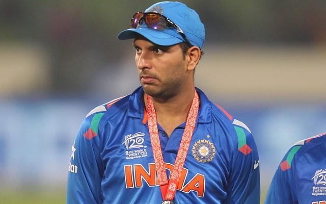 Yuvraj Singh World T20 2014