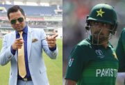 Aakash Chopra and Babar Azam