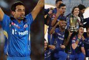 Dhawal Kulkarni and Mumbai Indians
