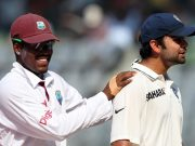 India vs West Indies, 2011 Mumbai Test