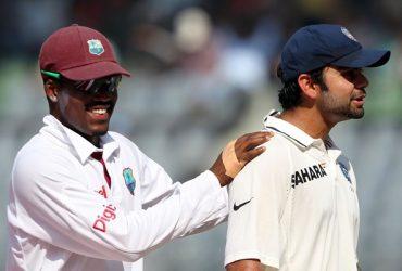 India vs West Indies, 2011 Mumbai Test