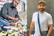 Chennai-based cobbler & Irfan Pathan