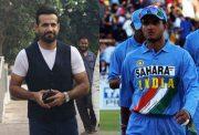 Irfan Pathan and Sourav Ganguly