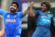 Jasprit Bumrah and Lasith Malinga