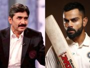 Javed Miandad and Virat Kohli