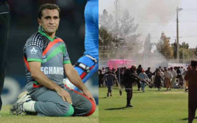 Karim Sadiq and bomb blast